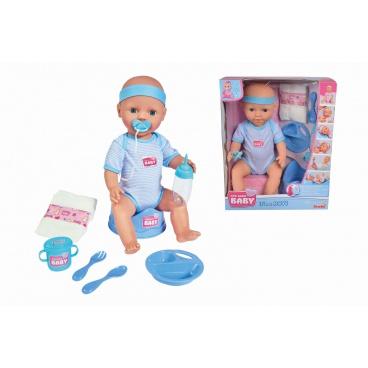Simba New Born Baby panenka chlapeček 43 cm