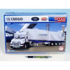 Monti System Stavebnice Monti 70 CS CARGO Scania 1:48 v krabici 32x20,5x7,5cm