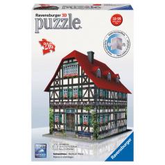 Ravensburger Středověký dům 3D puzzle