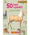Mindok vzdělávací hra Expedice příroda: 50 koní a poníků