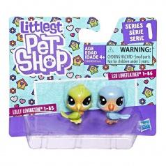Hasbro Littlest Pet Shop Dvě zvířátka asort různé druhy