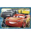 Ravensburger dětské puzzle Disney Auta 3: Můžu vyhrát! 2x24 dílků