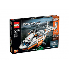 Lego Technic 42052 Helikoptéra na těžké náklady