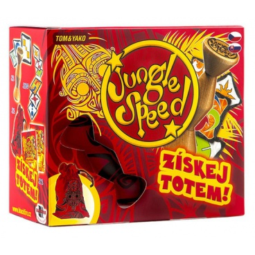 ADC BlackFire hra Jungle Speed