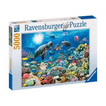 Ravensburger puzzle Podmořský svět 5000d