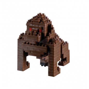 Brixies stavebnice Gorila