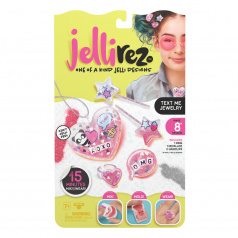 TM Toys Jelli Rez - základný set na výrobu bižutérie napíš mi