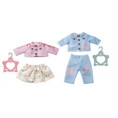 Zapf Creation Baby Annabell Oblečení na holčičku a na chlapečka, 2 druhy, 43 cm