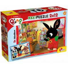 Liscianigioch BING puzzle 2x12