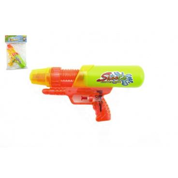 Vodní pistole plast 24 cm asst 2 barvy