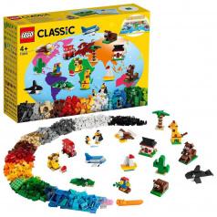 LEGO Cesta okolo sveta