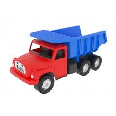 Dino Auto Dino Tatra 148 červeno-modrá plastové auto 30 cm