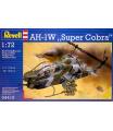 Revell Plastic ModelKit vrtulník 04415 - AH-1W Super Cobra (1:72)