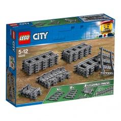 LEGO City 60205 Koľaje