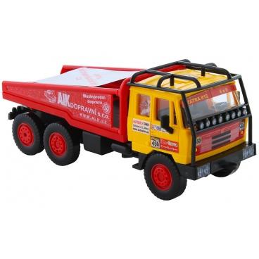 MONTI SYSTEM 76 stavebnice vozidla Truck Trial Tatra 815