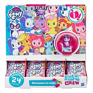 Hasbro My Little Pony Překvapení v sáčku Cutie Mark