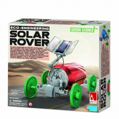 Mac Toys 4M Solární vozítko