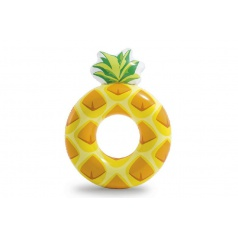 Intex Kruh ananas 117x86cm 9+
