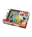 Trefl Puzzle Mickey a Minnie slaví narozeniny Disney 27x20cm 30 dílků v krabičce 21x14x4cm