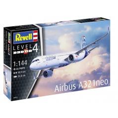 Revell Plastic ModelKit letadlo 04952 - Airbus A321 Neo (1:144)