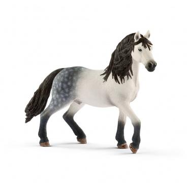 Schleich 13821 Zvířátko - andaluský hřebec