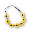 Rappa Čelenka květina žlutá
