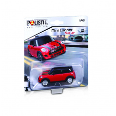 Polistil Mini Cooper Slot car 1:43 Red