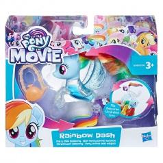 Hasbro My Little Pony  Mořský poník měnící barvu