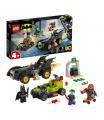 LEGO 76180 Batman™ vs.Joker™: Honička vBatmobilu