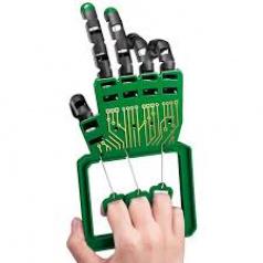 mac toys 4M robotická ruka