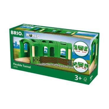 Brio 33709 Zahnutý tunel
