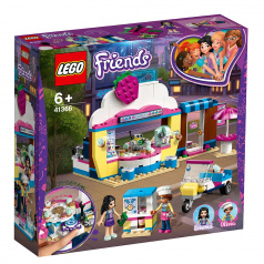 LEGO Friends 41366 Oliviina cukráreň