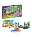 LEGO Friends 41681 Kempování v lese