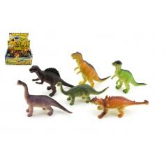 Dinosaurus plast 15cm asst různé druhy