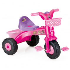 Dolu Moje první tříkolka Barbie