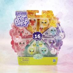 Littlest Pet Shop LPS Veľké balenie kvetinových zvieratiek