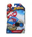 Hasbro Spiderman Rip n Go vozidlo