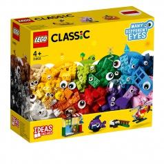 LEGO CLASSIC 11003 Kostky s očima