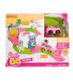 Mattel Mini Barbie na cestách Mini vozomyčka - herní set