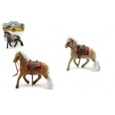 Kůň fliška 10cm asst 2 barvy v sáčku