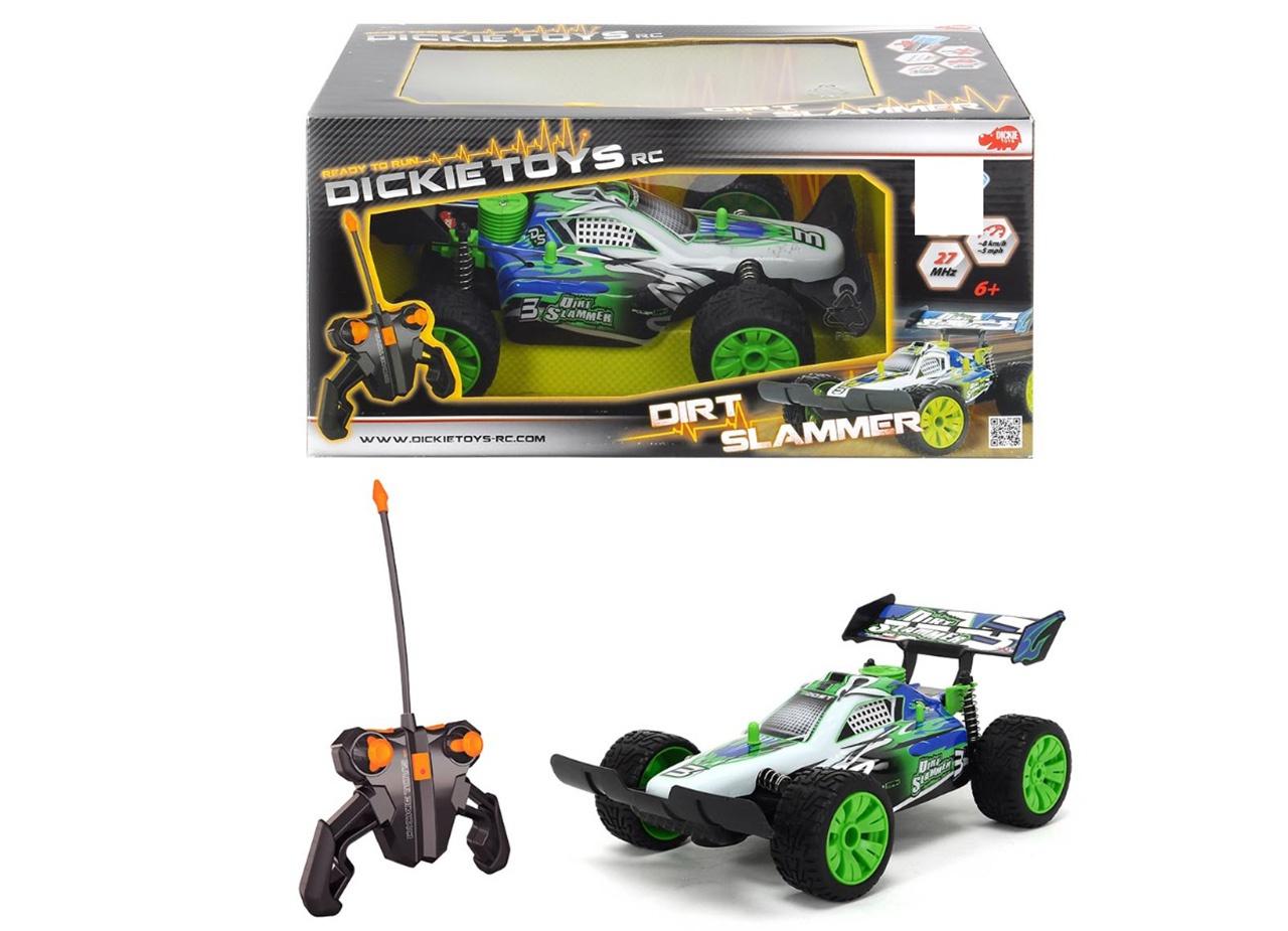 Dickie auto na dálkové ovládání RC Dirt Slammer 1:16, 26cm, 2kan