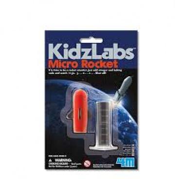 mac toys 4M Mikro raketa