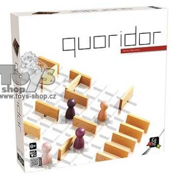 Gigamic Albi GIGAMIC Quoridor společenská hra