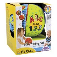 K´s Kids Mluvící míč (2v1)