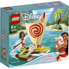 Lego Disney 43170 Vaianino oceánské dobrodružství