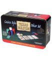 ALBI Poker economy v plechové krabici