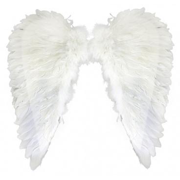 Rappa křídla andělská menší peří