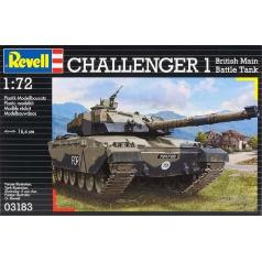 Revell 03183 British Main Battle Tank CHALLENGER I
