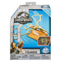 Mattel Jurassic World DINO KOSTRY ASST různé druhy