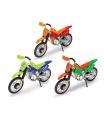 Dickie Motocykl Cross Bike, 3 druhy, 12cm